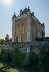 3338 Château de Touffou