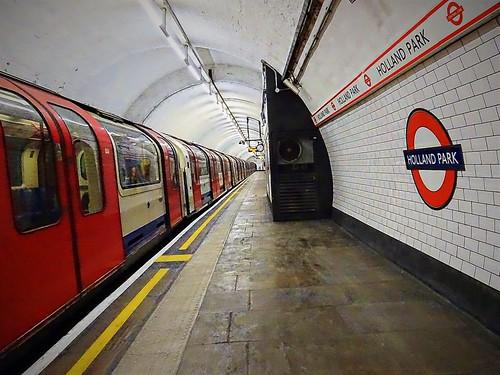 Holland Park Underground