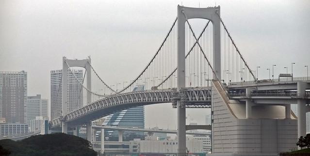 Photo:Rainbow Bridge Tokyo/Japan By motohakone