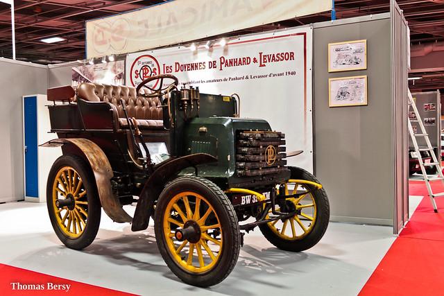 Photo:Panhard & Levassor 6 CV Charrette Anglaise 1897 By tautaudu02