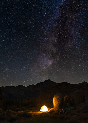 Lone Pine Stars