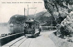 Trams de Nice à Monte-Carlo (ligne disparue) France