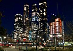 Light up the night 3 - Hudson Yards, New York City