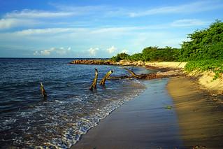 Newcastle Beach, Nevis