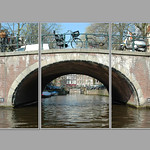 Amsterdam Canal by David Morris
