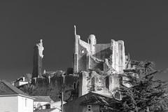 3706 Le château baronnial - Chauvigny