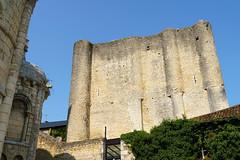 3429 Le donjon de Gouzon - Chauvigny