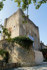 3378 Le donjon de Gouzon - Chauvigny