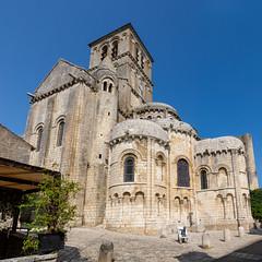 3411 Eglise Saint-Pierre de Chauvigny