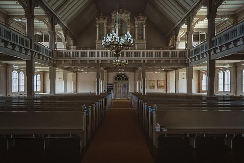 Lapinlahden kirkko, IKs Kuukausi kilpailu