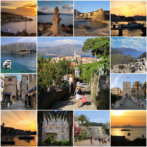 Korčula is a Croatian island in the Adriatic Sea