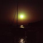 Portra Hvar Sunset  (Nikon F6 / Portra 160)