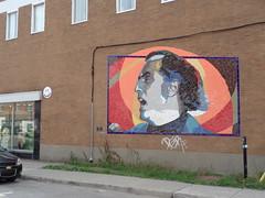 Mosaïques Murales de Laurent Gascon