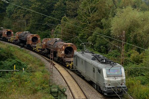 AKIEM BB 37018 Abzw Dillingen (Saar) Ost 29.09.2014