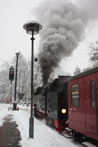 HSB: 99 7232-4 in Wernigerode Westerntor