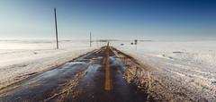 Saskatchewan in three directions