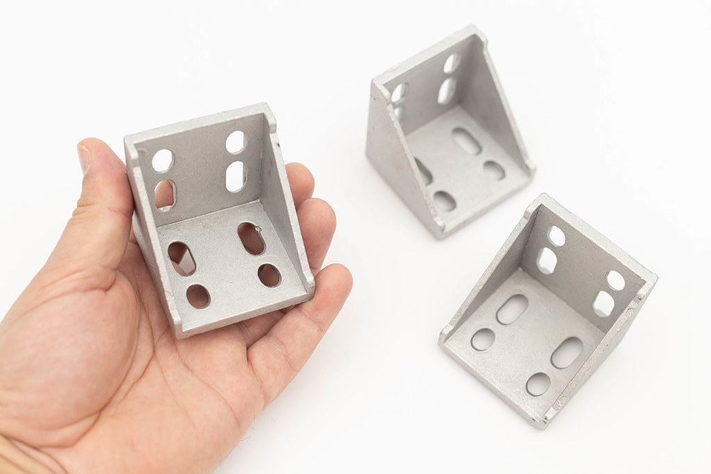 Aluminum Construction Part for Angle