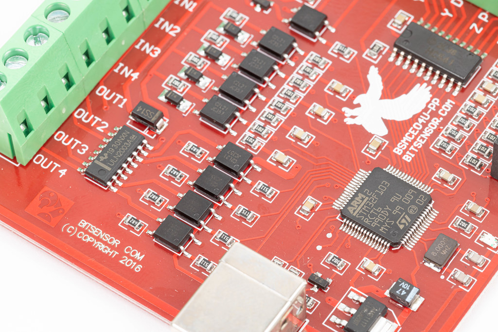 Mach 3 Motherboard for CNC router
