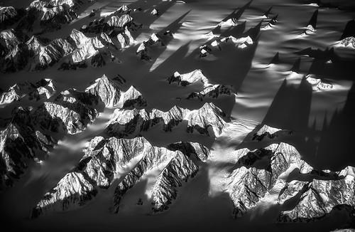Greenland shadows