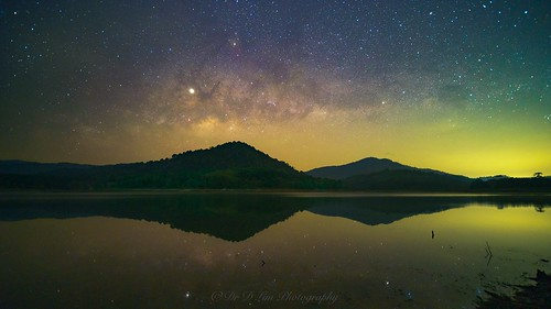Reflections of the Milk Way