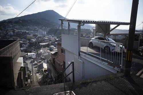 Hilly Town (Yahatahigashi-ku)