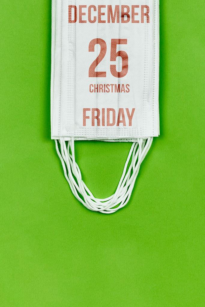 Celebrating Christmas holidays in hospital