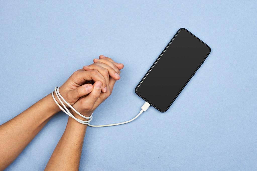 Smartphone addiction or nomophobia