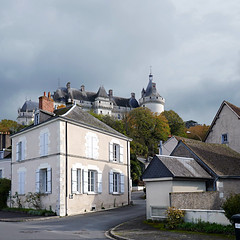 Chaumont-sur-Loire, Loir-et-Cher, France