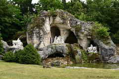 Château de Versailles : le Bosquet des Bains d'Apollon