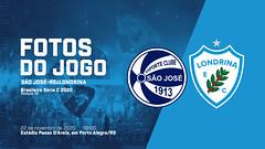 22-11-2020: São José-RS x Londrina