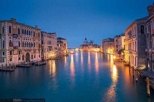 Venice in the blue hour [Explored]