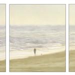 3rd - 01/12/2020 PDI TripTych - Tynemouth Sands by Paul Lambeth