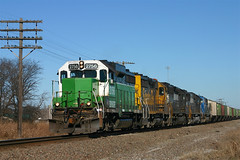 BNSF 2756 - Krum Texas