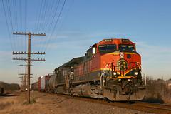 BNSF 998 - Krum TX