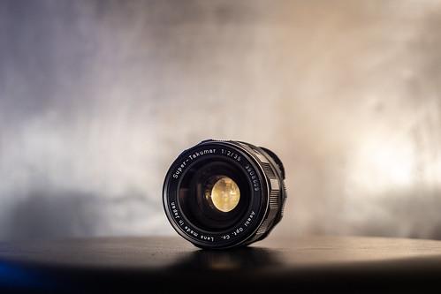Super-Takumar 35mm F2 (model 2)