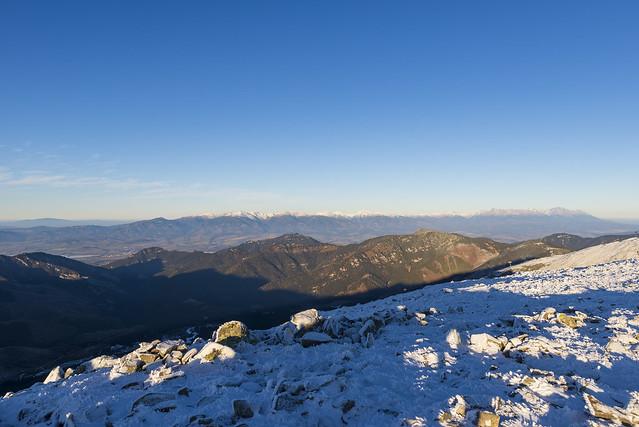 Chopok peak, Slovakia