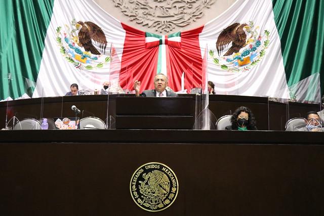 11/11/2020 Tribuna Diputado Saúl Huerta