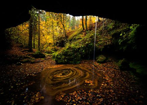 Autumnal Swirl