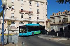 Man Lion's City n°321  -  Béziers, beeMob