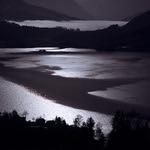 Lake Art  (Pentax 645Nii  /  MF Velvia 100)