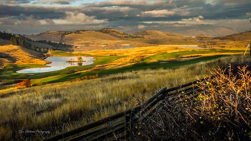 Predator Ridge at Golden Hour