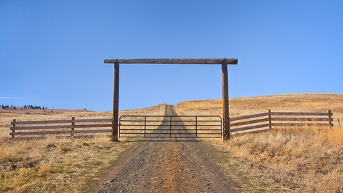 Gate Prairie 3958 A