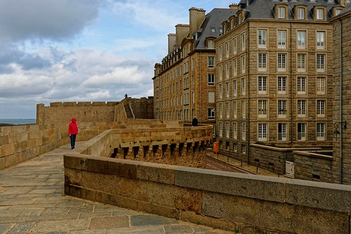 Saint-Malo / On the ramparts