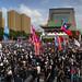 Taiwan US Pork Protest 秋鬥 上凱道: 反毒豬、反雙標、反黨國