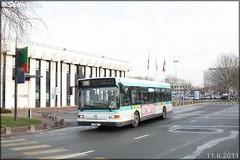 Heuliez Bus GX 317 (Renault Citybus) – RATP (Régie Autonome des Transports Parisiens) / STIF (Syndicat des Transports d'Île-de-France) n°1030