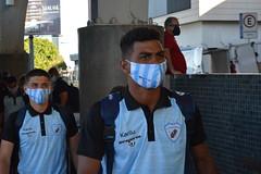 23-11-2020: Embarque da equipe sub-17 para o Amapá