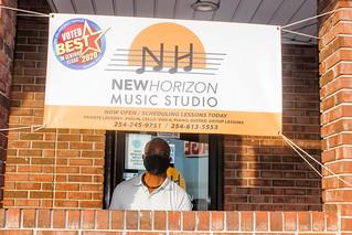 New Horizon Music Studio - Ribbon Cutting