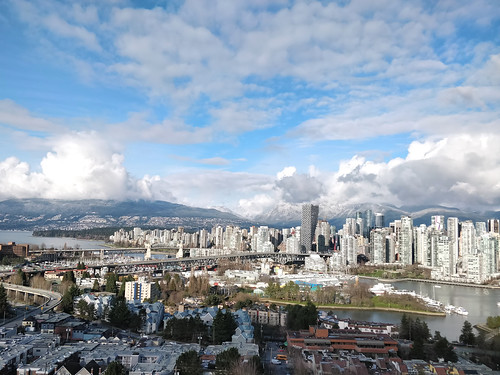 Crisp Vancouver day