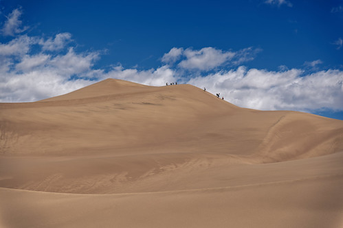 Summer Fun in Great Sand Dunes National Park!