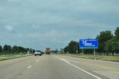 West Memphis, AR- I-55
